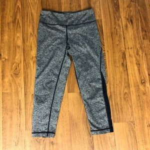 Zella Cropped Work Out Pants